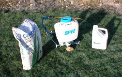 Round Up Herbicide 